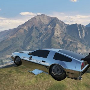 [SeC8]GTA Online Back to the Future