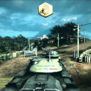 Battlefield BC2 Tank vs. Helo Team-FX (Now SeC8)